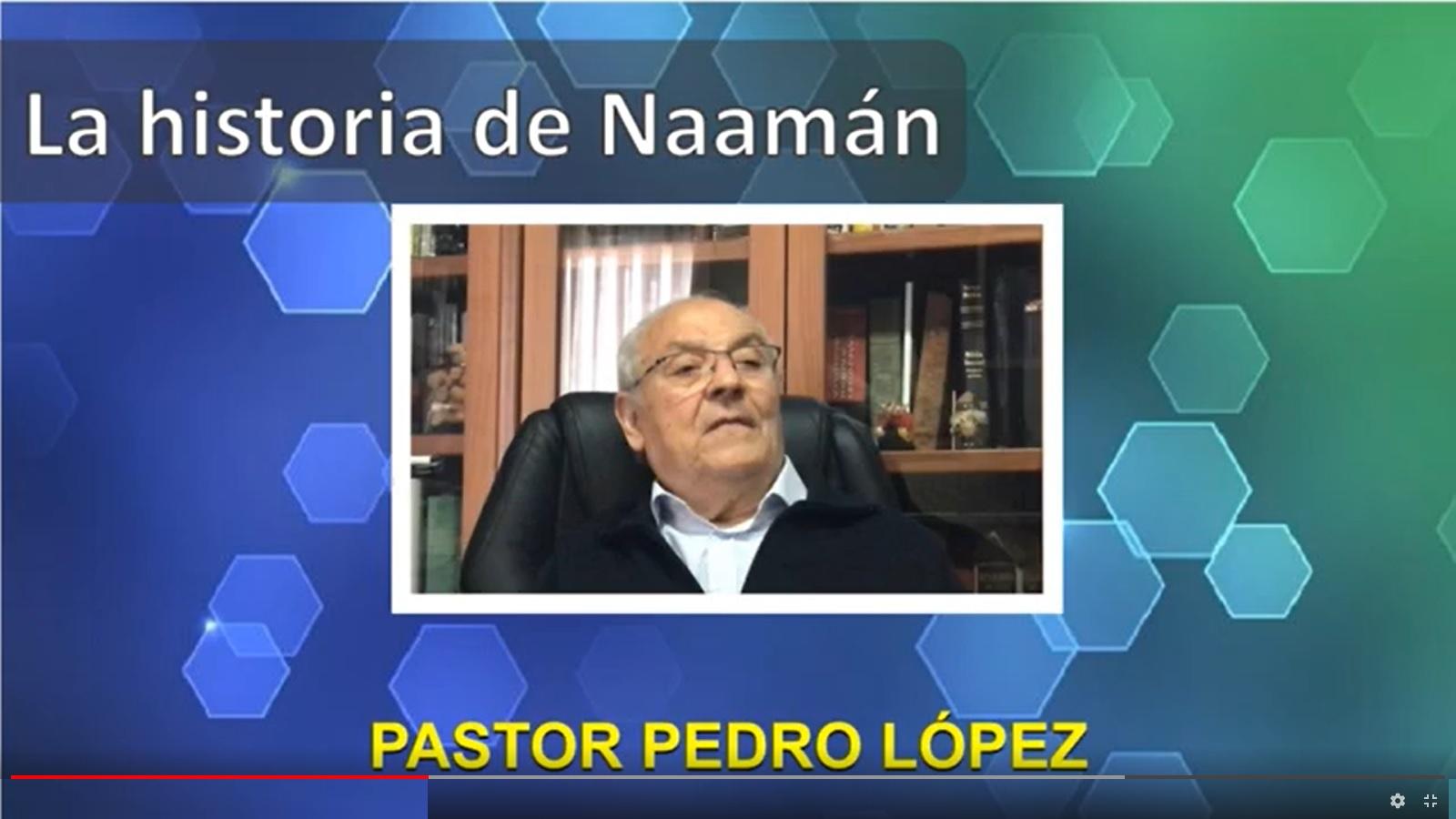 LA HISTORIA DE NAAMÁN (5-07-2020)